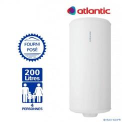 Chauffe eau électrique ATLANTIC 200 litres CHAUFFEO