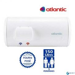 Chauffe-eau 150 L ATLANTIC Chaufféo horizontal