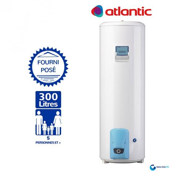 Chauffe eau electrique ATLANTIC 300L Vizengo ref 154430