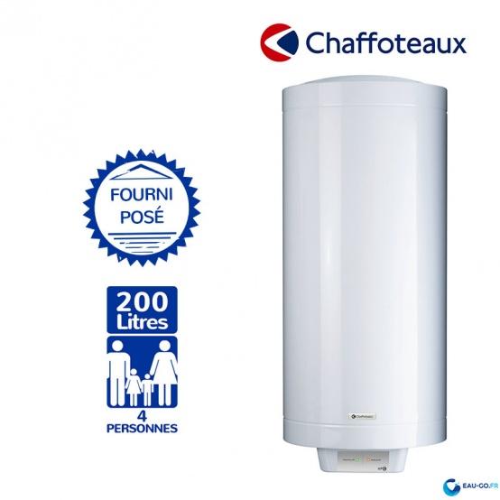 Chauffe eau électrique CHAFFOTEAUX 200L HPC2 ref 3000389