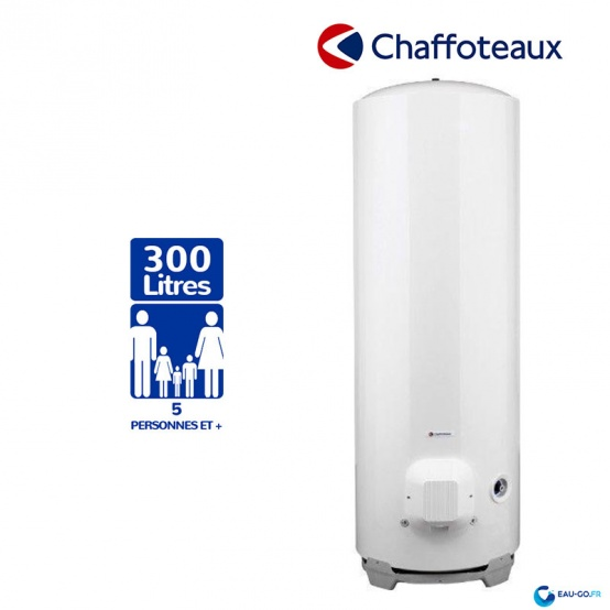 chauffe eau electrique 300l chaffoteaux hpc2 stable. Black Bedroom Furniture Sets. Home Design Ideas