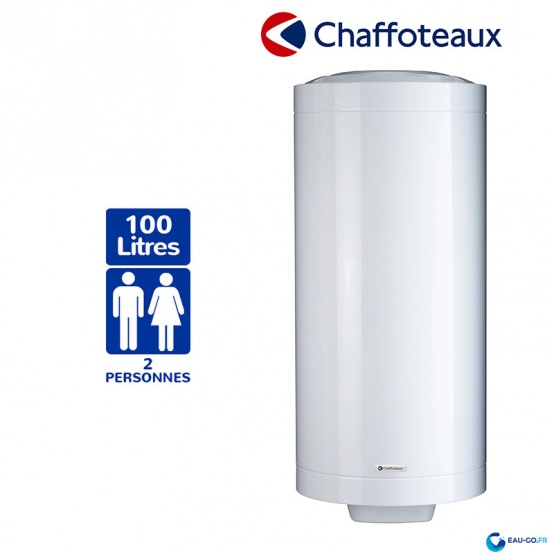 chauffe eau 100 litres perfect chauffe eau lectrique with. Black Bedroom Furniture Sets. Home Design Ideas
