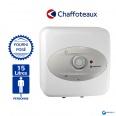 Chauffe Eau electrique 15L  CHAFFOTEAUX sur évier ref 3100389