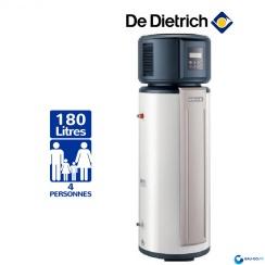 Chauffe eau Thermodynamique DE DIETRICH 180L Kaliko Vertical sur Socle Stéatite Protection Passive