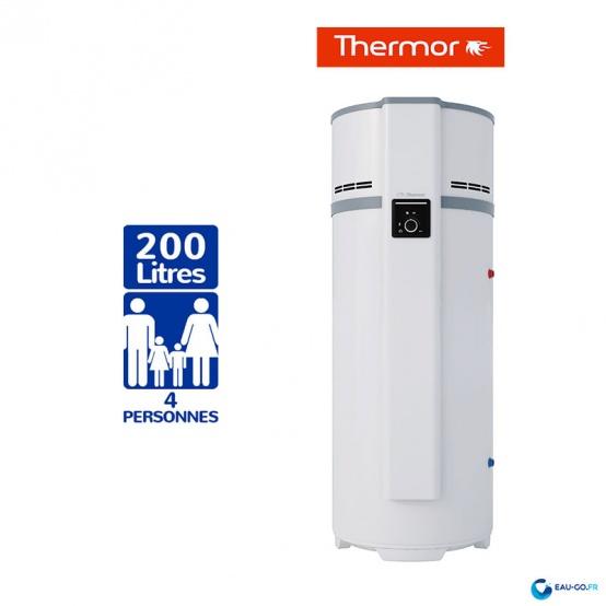 Chauffe eau Thermodynamique 200L THERMOR Airlis ref 296065