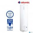 Chauffe eau electrique 250L ATLANTIC Plus sur socle CHAUFFEO ref 052125