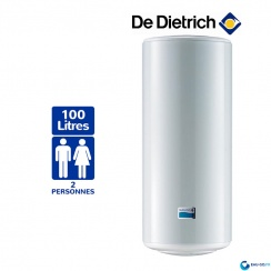 chauffe eau electrique 100L de dietrich CES vertical mural 100010304