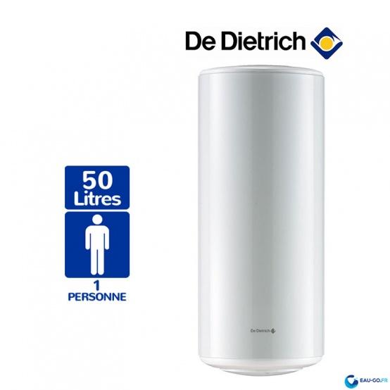 Chauffe eau électrique DE DIETRICH CEB 50L CEB Vertical Mural
