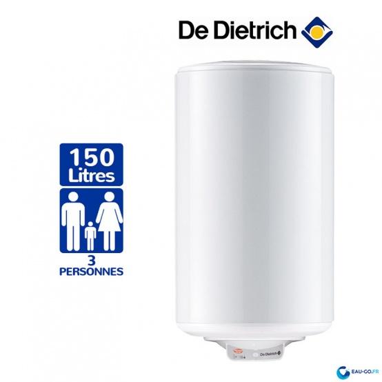 Chauffe eau électrique DE DIETRICH 150L Cor-Email THS ref 100019785