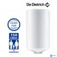 Chauffe eau électrique DE DIETRICH 150L Cor-Email THS Mural Vertical Résistance Stéatite Protection Dynamique