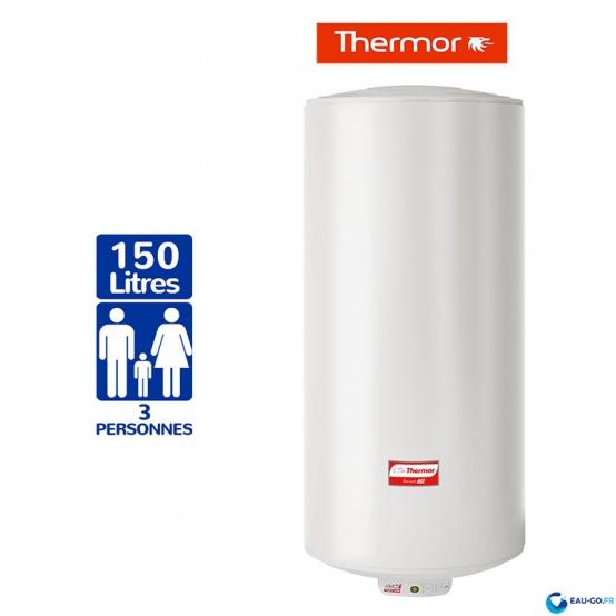 Chauffe eau électrique THERMOR 150L Duralis Vertical Mural Vertical