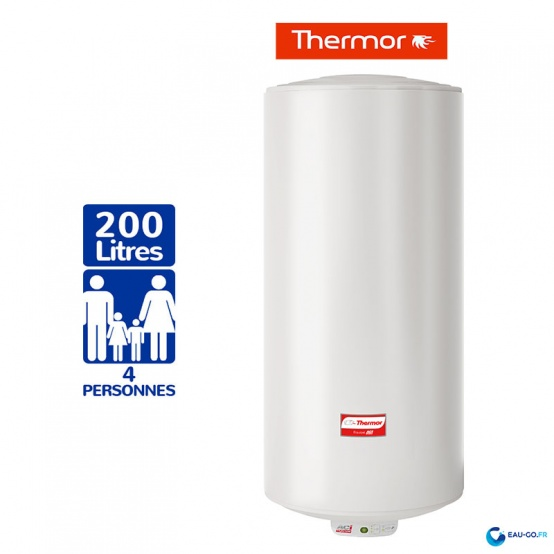 Chauffe Eau Electrique 200L THERMOR Duralis ref 281077