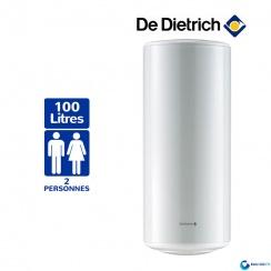 chauffe eau electrique 100l de dietrich ceb vertical mural. Black Bedroom Furniture Sets. Home Design Ideas