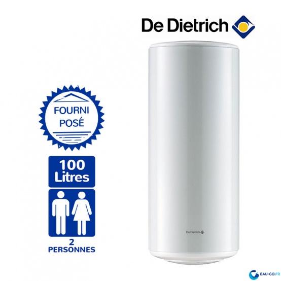 Chauffe Eau Electrique 100L DE DIETRICH CEB ref 89789651