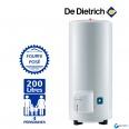 Chauffe Eau Electrique 200L DE DIETRICH  Cor-Email ref 7605042