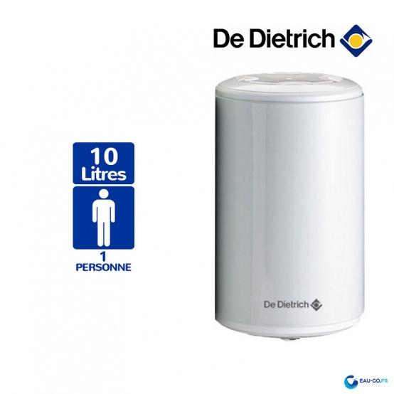 Chauffe-Eau-Electrique-10L-DE DIETRICH-Cor-Email-sur-Evier-ref-89599002