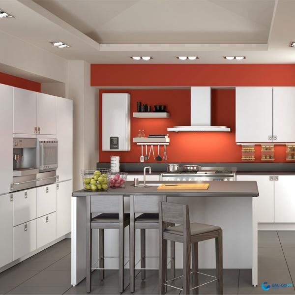 chauffe eau electrique 65l thermor malicio livr install. Black Bedroom Furniture Sets. Home Design Ideas