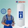 chauffe-eau-electrique-75L-atlantic-chauffeo-ref-021107
