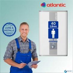 chauffe-eau-electrique-atlantic-40l-lineo ref-157104