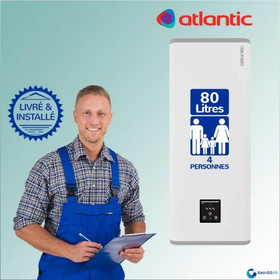 chauffe-eau-electrique-atlantic-80l-lineo 2-ref-157208