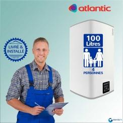 chauffe-eau-electrique-atlantic-100l-lineo 2-ref-157210