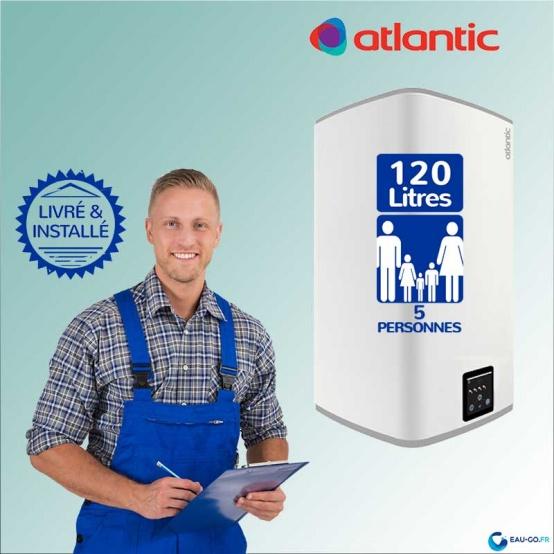 chauffe-eau-electrique-atlantic-120l-lineo 2-ref-157212