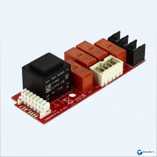 Kit transformation électrique 230 Volts à  400 Volts