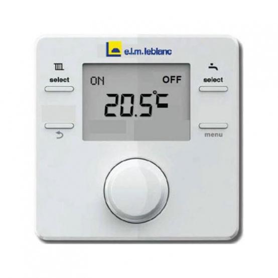 Thermostat d'ambiance connecté elm.leblanc
