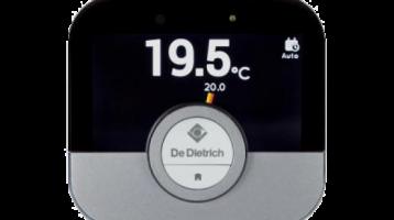 thermostat d'ambiance connecté