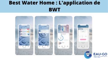 Application Best Water Home de BWT